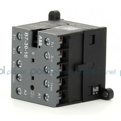 Industrial contactor 4P ABB B7 230V/50Hz 5,5kW