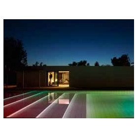 EOLIA coloured LED pool bulb