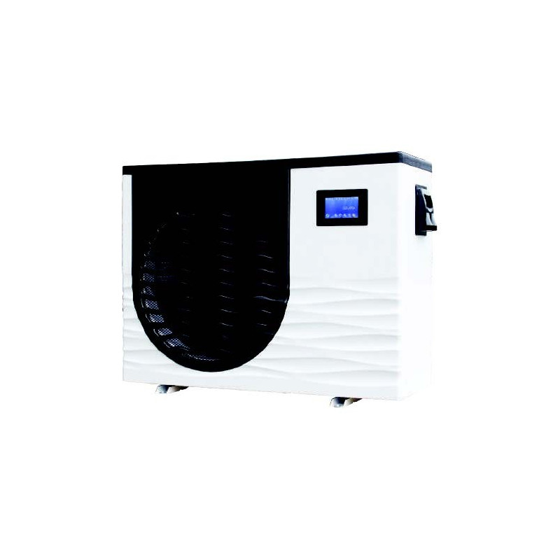 pompe chaleur connect e inverter pour piscine inverter warmpool. Black Bedroom Furniture Sets. Home Design Ideas