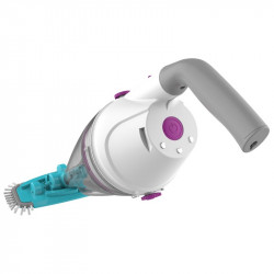 Kokido's Telsa 50 electric rechargeable vacuum cleaner - poolplanet