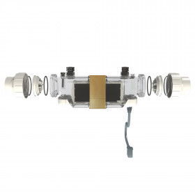 Turbo electrlysis cell up to 160m3