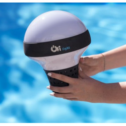 Ofi Light - flotteur intelligent pour piscine.