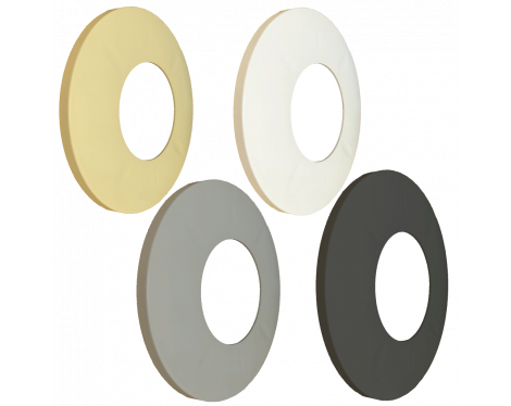 Chroma bezel for Brio Z lights - White, grey, sand or anthracite - CCEI