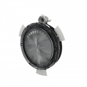 Stella LED pool floodlight - CCEI - Installation on wall fixture