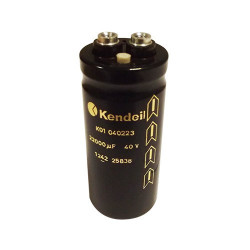 Capacitor 22000μF (for LIMPIDO)