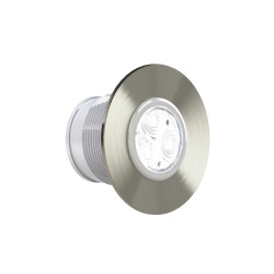 Stainless steel pool mini-floodlight