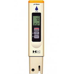 COM-100 - HM Digital - Testeur  EC / TDS / SEL / TEMPERATURE