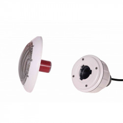 Plug in Pool - CCEI - Ensemble embase, projecteur et alimentation pour piscine