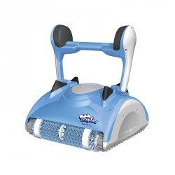 Electric pool vacuums