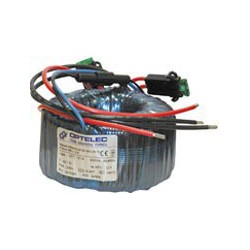 Toroidal transformer for pool light