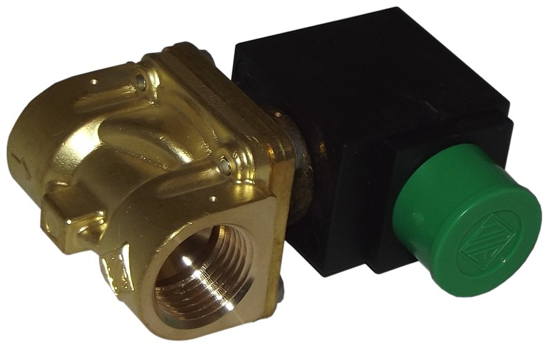 Pool solenoid valves and valves