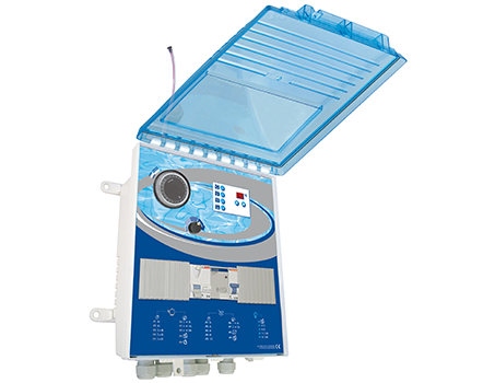 pool electric box